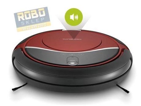 Moneual Rydis ME770 Style - robot posiadający rozbudowane komunikaty głosowe.