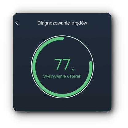 Moneual MBOT 900 - diagnoza błędów