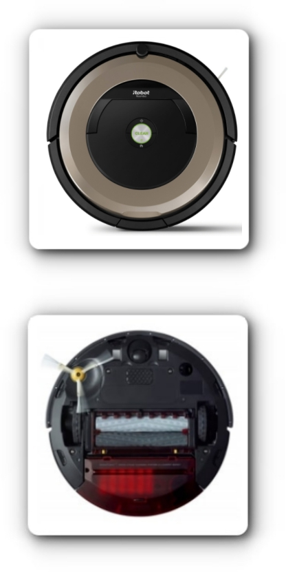 Dane techniczne iRobot Roomba 891