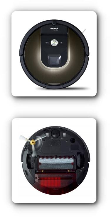Dane techniczne iRobot Roomba 980