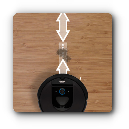 iRobot Roomba i7 (i7158) - Dirt Detect